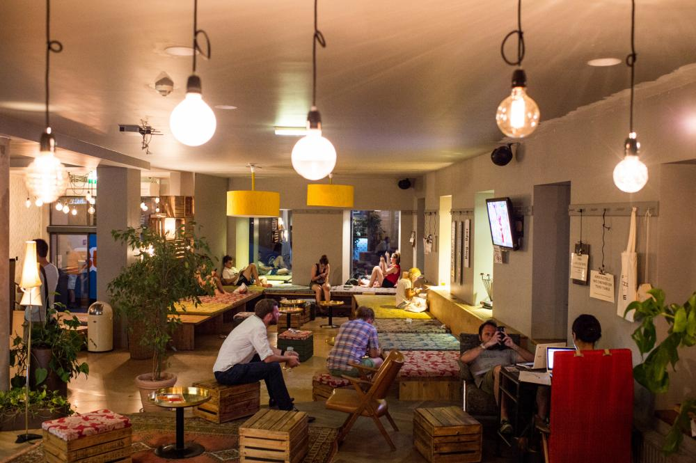 WOMBAT'S CITY Hostels Vienna