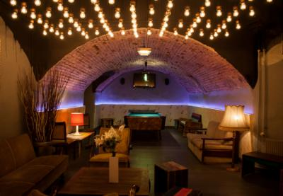 Ostelli e Alberghi - Wombat's City Hostel Vienna - The Lounge