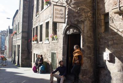 Ostelli e Alberghi - High Street Hostel