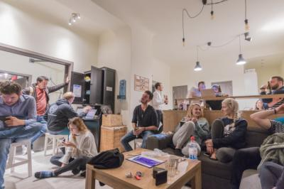 Ostelli e Alberghi - Hostel The RoadHouse Prague