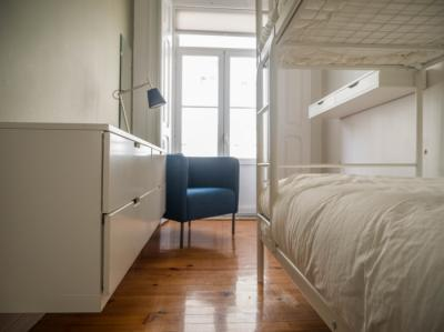 Ostelli e Alberghi - No Limit Hostel Lisbon