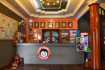 Ostelli e Alberghi - Mad Monkey Hostel Phnom Penh