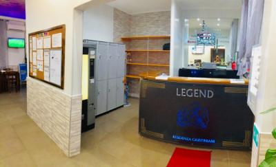 Ostelli e Alberghi - Legend R.G. Hostel