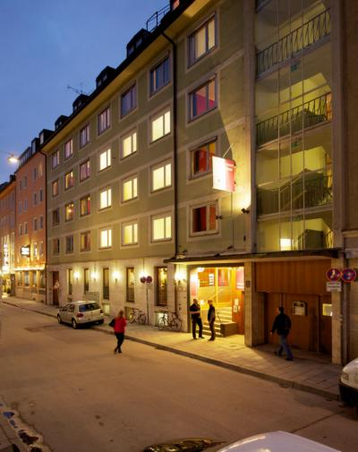 Ostelli e Alberghi - THE 4YOU Hostel & Hotel Munich